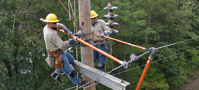 SMECO is a customer-owned electric cooperative providing electricity to more than 156,000 services in southern Prince George's County, and in Charles County, St. Mary's County, and all but the northeast portion of Calvert County.