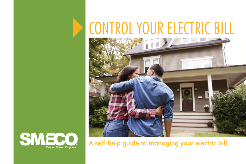 Front cover of Control Your Electric Bill guide