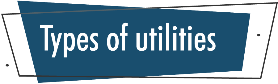 Types of utilities - cooperatives